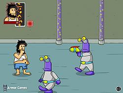 Hobo 5 Space Brawl game