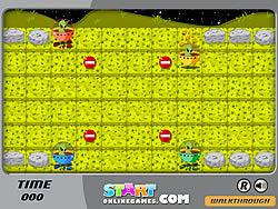 Jogar jogo grátis Aliens Go Home