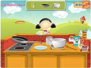 Emma's Recipes Sweet Pancakes game