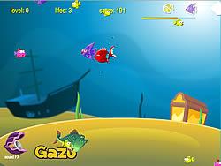 Fish Crunch game
