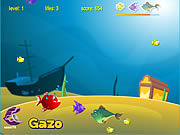 Play Fish crunch Game