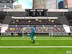 Premier League : Penalties παιχνίδι