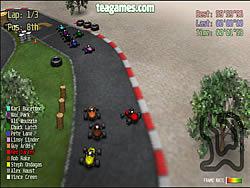 Gioca gratuitamente a Red Kart Racer