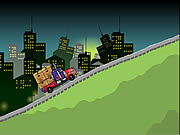 Play Cargo truck express Game