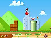 Play Bouncing mario Game