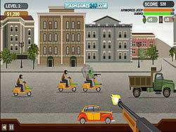 Mafia Shootout game
