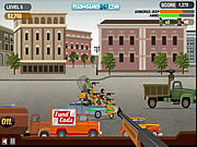 Play Mafia shootout Game