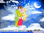 Play Fairy kiss Game