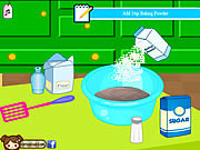 Play Kids apple pancake Game