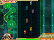 Virtual Racer game
