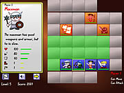 Play Small warrior battles Game