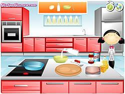 Chicken Parmesan game
