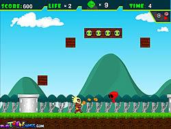 gra Ben 10 In Mario World
