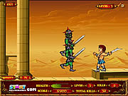 Play Epic warrior Game