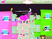 Play Flying kiss kiss Game