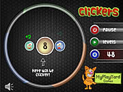Clickers game