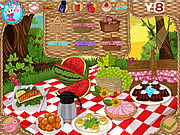 Play Picnic decoration Game