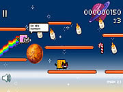 Play Nyan cat lost in space Game