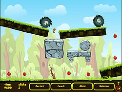Apple Hunter game