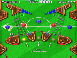 Gioca gratuitamente a Pinball Football