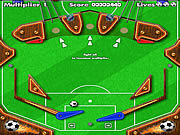Play Pinball football Game