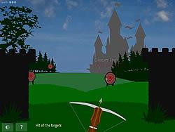 jeu Medieval Sniper