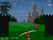 Play Medieval sniper Game