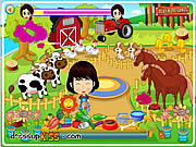 Play Little cute farmer Game