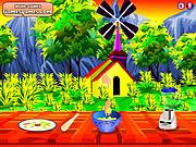 Juega al juego gratis Caribbean Conch Fritters