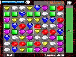 Jogar jogo grátis Match 3 Jewel