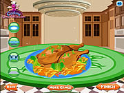 Play Turkey roast Game