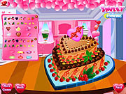 Play Cake for love Game