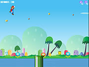 Play Mario tricky stunt game Game