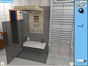Play Bathroom escape Game