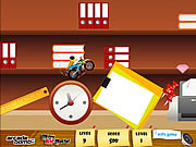 Play Micro bike master Game