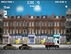Pogo Car Crush Game game