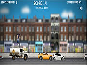 Play Pogo car crush game Game