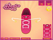 Play Shoelace Game