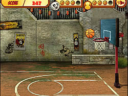 Kung Fu Hoops Madness game