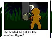Watch free cartoon The Binger Bread Man