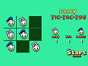 Play Daisy tic tac toe Game