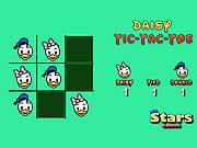 Daisy Tic Tac Toe game