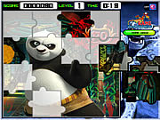 Play Kungfu panda 2 jigsaws Game