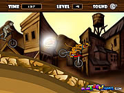 Play Scooby bmx action Game