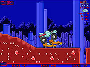 Play Big foot mars Game