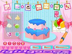 Fruit Strawberry Cake game