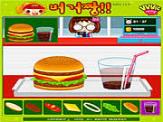 Play Burger zang Game
