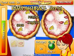 Gioca gratuitamente a Perfect Pizza