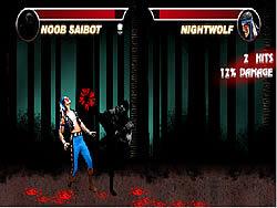 Chơi trò chơi miễn phí Mortal Kombat Karnage