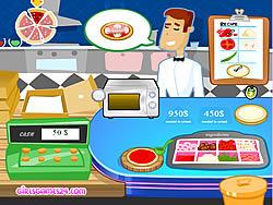 Pizza Dazzle game